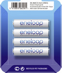 Panasonic eneloop rechargeable battery AAA 750 4SP