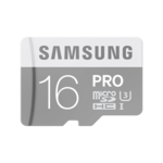 Samsung memory card PRO 16GB UHS-I 60MB/s Class 10