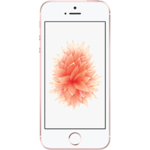 "Apple iPhone SE 128GB Rose Gold | 12/24 mėn. garantija* | 4,0"" IPS LCD 640 x 1136 pixels 