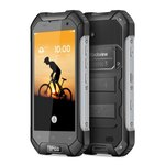 Blackview BV6000 Black | Atsparus | DUAL-SIM | 4.7