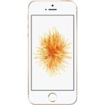 "Apple iPhone SE 128GB Gold | 12/24 mėn. garantija* | 4,0"" IPS LCD 640 x 1136 pixels 