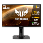 Asus TUF Gaming VG259Q Gaming Monitor – 25 inch (24.5 inch viewable) Full HD (1920x1080), 144Hz, IPS, Extreme Low Motion Blur, Adaptive-sync, 1ms (MPRT)