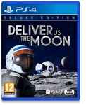 Gra PS4 Deliver Us The Moon Deluxe Edition Game PS4 Deliver Us The Moon Deluxe Edition