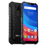 Ulefone Armor 6 4G Phablet 6.2 inch Android 8.1 OS Helio P60 ( MT6771 ) Octa-core 2.0GHz 6GB RAM 128GB ROM 8.0MP Front Camera Fingerprint Sensor Corning Gorilla Glass 5 5000mAh Built-in