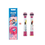 Oral-B Princess EB-10  Warranty 24 month(s), Replacement Heads For Toothbrush Extra Soft for kids, Number of brush heads included 2