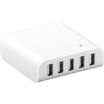 Goobay Intelligent Multiport Charger Charger, USB