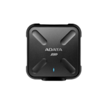 Adata SSD SD700 256GB, 440/430MB/s, USB3.1, black
