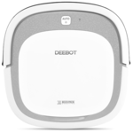 Ecovacs Floor cleaning robot DEEBOT SLIM 2 Warranty 24 month(s), Battery warranty 6 month(s), Robot, Grey, 0,32 L, 60 dB, Cordless, 15 V, 110 min