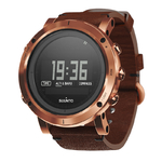 Suunto Essential Copper Outdoor Sport Watch wtih Premium Materials