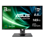 ASUS VG278QF Gaming Monitor- 27 inch FullHD(1920 X 1080), 165Hz (above 144Hz), 0.5ms*, FreeSync/Adaptive Sync