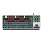 Aula Aegis Mechanical Keyboard, Wired, EN, RED switch, USB, Black