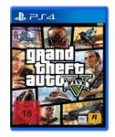 Grand Theft Auto V žaidimas, skirtas Playstation 4 konsolei