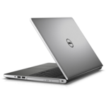"Dell Inspiron 15 5559 Silver matte, 15.6 "", HD, 1366x768 pixels, Gloss, Intel Core i5, i5-6200U, 4 GB, DDR3L, Hard drive capacity 500 GB, 5400 RPM, AMD Radeon R5 M335, DDR3, 2 GB, Tray load DVD Drive, Windows 10 Home, 802.11a/c, Bluetooth version 4.0, Keyboard language English, Russian, Warranty 36 month(s), Battery warranty 12 month(s)"
