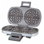 Waffle maker Gastroback 42405 Stainless steel, 1300 W, Belgium, Number of waffles 8