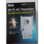 SALE OUT. ASUS RP-AC51 AC750 dual band Repeater DEMO Asus Repeater RP-AC51 802.11ac, 2.4GHz/5GHz, 300+433 Mbit/s, 10/100 Mbit/s, Ethernet LAN (RJ-45) ports 1, Antenna type 2xExternal, Wall-plug