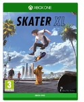 Skater XL The Ultimate Skateboarding žaidimas, skirtas XBOX ONE konsolei