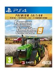 Gra PS4 Farming Simulator 19 Premium EditionGame PS4 Farming Simulator 19 Premium Edition