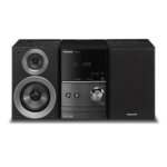 Panasonic Audio system SC-PM600 Bluetooth,