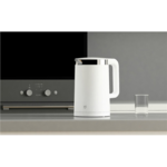 Xiaomi Kettle MiJia Smart Home With electronic control, Stainless steel, White, 1.5 L, 360° rotational base