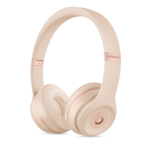 Beats Solo3 Wireless Matte Gold On-Ear Headphones | Up to 40 hours of battery Life | Apple W1 Technology | Award-Winning Sound | 5 minute charge = 3 hours of playback