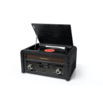 Muse Turntable micro system MT-115W USB port, Bluetooth, CD player, Wireless connection, AUX in, FM radio,