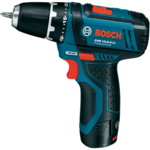 Bosch Cordless drill 10.8-2 10.8 V, 1.5 Ah, Li-Ion, Batteries included 2 pc(s)