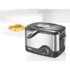 MODELIS: 58615<br />Unold Compact Deep Fat Fryer 58615 Stainless steel/ Black, 1200 W, 1,5 L