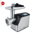 MODELIS: MG1600<br />Steba Meat mincer MG1600 V6 Stainless Steel/Black, 1500 W, Big filling tray with lid for easy storage of the attachments. Cookie attachment.