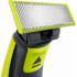 MODELIS: QP220/55<br />Philips QP220/55 Wet use, Number of shaver heads/blades 2 replaceable blades, Green/ black