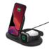 MODELIS: WIZ001VFBK<br />Belkin 3-in-1 Wireless Charger for Apple Devices BOOST CHARGE Black