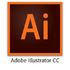 MODELIS: ILLUSTRATORCC_COM<br />Adobe Illustrator CC 1 Year Electronic License