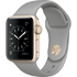 MODELIS: MNP22CN/A<br />Apple Watch Series 2 38mm Gold Aluminium Case with Concrete Sport Band 1yw
