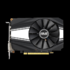 MODELIS: PH-GTX1660-O6G<br />ASUS GeForce GTX 1660 Phoenix OC edition, 6GB GDDR5, HDMI, DVI, DP