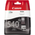 CANON PG-540 ink cartridge black standard capacity 1-pack blister with alarm