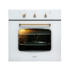 MODELIS: MR 608 I BLANCO WH 07035005<br />Cata MR 608 I Blanco Multifunctional Oven, 59L, 6 Functions, Side Racks, EC-A, Mechanical Timer, easy Clean System, RETRO White