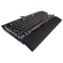 MODELIS: CH-9110010-NA<br />Corsair Mechanical Gaming Keyboard K65 LUX Cherry MX RGB Red (NA)