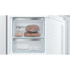 MODELIS: KIS87AFE0<br />Bosch Refrigerator KIS87AFE0 A++, Built-in, Combi, Height 177 cm, No Frost system, Fridge net capacity 209 L, Freezer net capacity 61 L, 36 dB, White