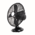 MODELIS: DOM269N<br />DomoClip Fan DOM269N Table Fan, 35 W, Oscillation, Diameter 30 cm, Black