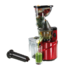 MODELIS: DOP138<br />DomoClip Slow juicer LIVOO DOP138 Type Automatic juicer, Red, 50 W, Extra large fruit input, Number of speeds 1