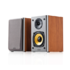MODELIS: R1000T4<br />Edifier R1000T4 Speaker type Active, Dual stereo line-in ports, dynamic treble enhancement on port A, Brown/Grey, 16 W