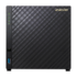 MODELIS: 90IX00P1-BW3S10<br />Asus Asustor Tower NAS AS3104T up to 4 HDD/SSD, Intel Celeron Dual-Core, Processor frequency 1.6 GHz, 2 GB, DDR3L, Black