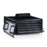 MODELIS: 4548CDFB<br />Food Dehydrator Excalibur 4548CDFB Black, 400 W, Number of trays 5, Temperature control, Integrated timer