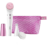 MODELIS: SE832S<br />Braun Face Epilator and facial cleansing brush  SE832S Number of intensity levels 1, White/ pink