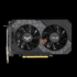 MODELIS: TUF-GTX1660-O6G-GAMING<br />ASUS TUF Gaming GeForce GTX 1660 OC, 6GB GDDR5, DP, HDMI, DVI
