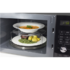 MODELIS: 03319<br />Caso Microwave - Grill BMG 20 Free standing, 20 L, Grill, Semi-digital, 800 W, Black, Defrost