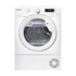 MODELIS: LLH D813A2X-S<br />Hoover Dryer mashine LLH D813A2X-S Condensed, Condensation, 8 kg, Energy efficiency class A++, White