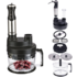 MODELIS: CR 4623<br />Camry Blender CR 4623 Hand Blender, 1600 W, Plastic, 0.6 L, Ice crushing, Mini chopper, Black/Stainless steel