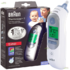 MODELIS: IRT6520<br />Braun ThermoScan® 7 Age Precision Ear Thermometer IRT6520 Memory function, Measurement time 5 s, White