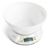 MODELIS: EV-2<br />ORAVA Kitchen Scale EV-2 Maximum weight (capacity) 5 kg, Graduation 1 g, Display type LCD, White