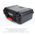 MODELIS: P-15D-009<br />PGYTECH Safety Carrying Case for DJI Mavic 2 with Smart Controller